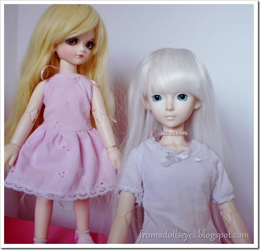 Of Bjd Fashion: Pretty and Pink and Short?