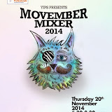YIPs WA Movember End of Year Mixer 2014