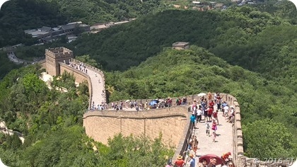 The Great Wall [Badaling side]