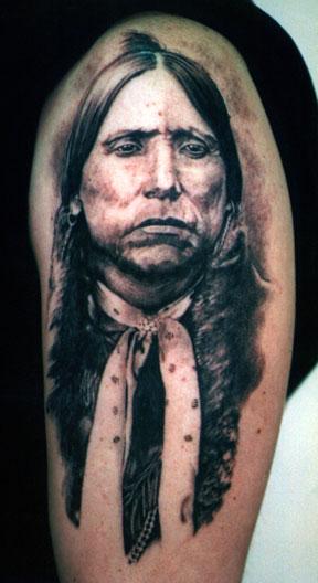 Native American #4