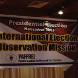 2008: Sri Lanka Election Mission