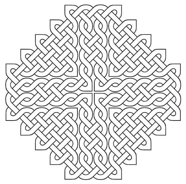 Celtic Designs  Coloring Pages  Pictures  Imagixs