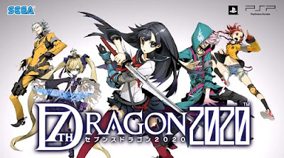 free  7th Dragon 2020 for psp