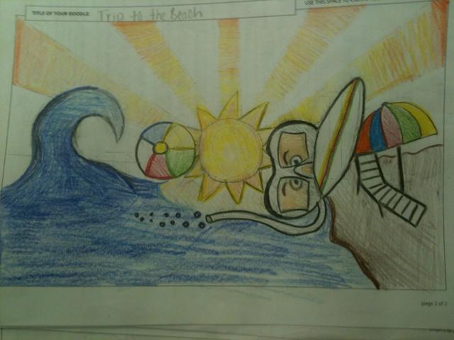 Mr  MintArt: Doodle 4 Google 2013