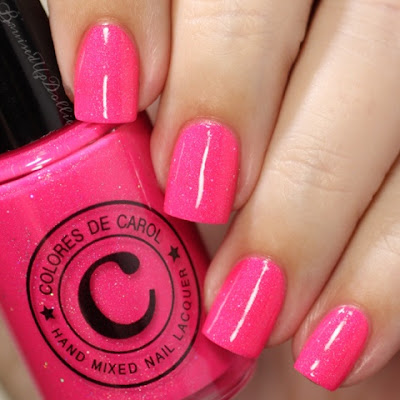 Colores de Carol the girl from nyc