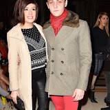 OIC - ENTSIMAGES.COM - Tyger Drew Honey at the  LFW a/w 2016: Barrus - catwalk show London 19th February 2016 Photo Mobis Photos/OIC 0203 174 1069