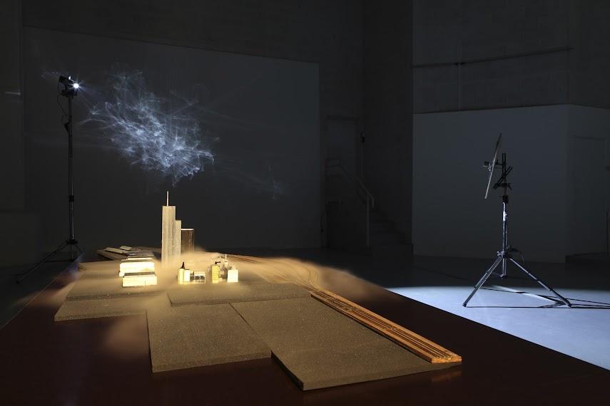 View of the exhibition at Galerie Jérôme Poggi, Paris, 2015 © Nicolas Brasseur