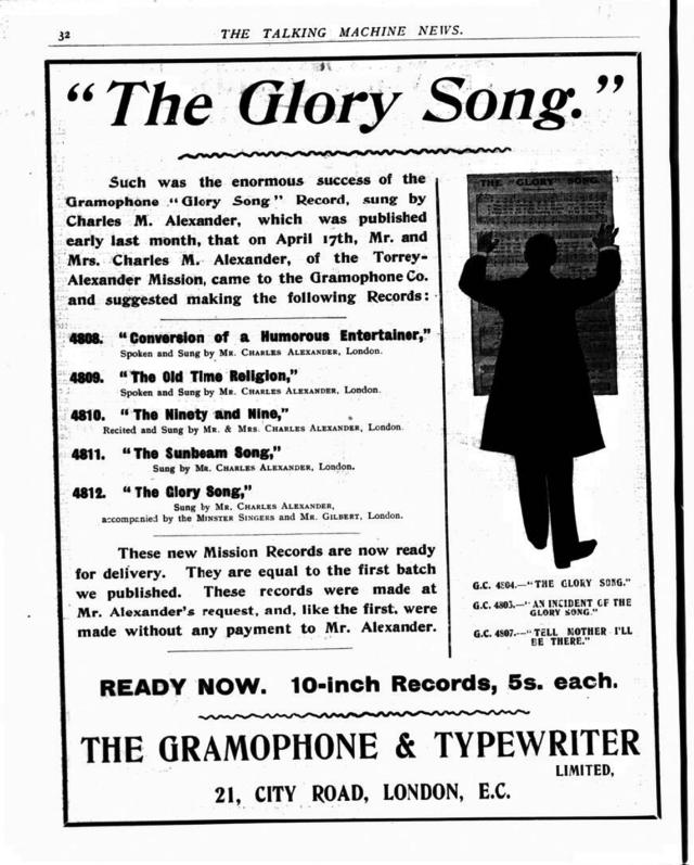 Alexander Gramophone 2