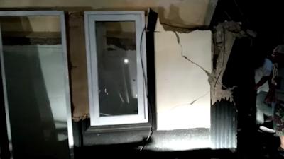 Akibat Longsor Bangunan Ponpes Di Cianjur Roboh Hingga Memakan Belasan Korban