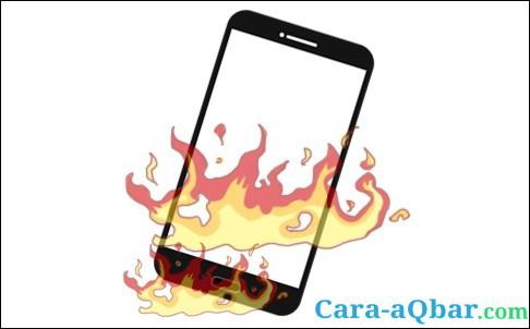 Cara mengatasi android cepat panas