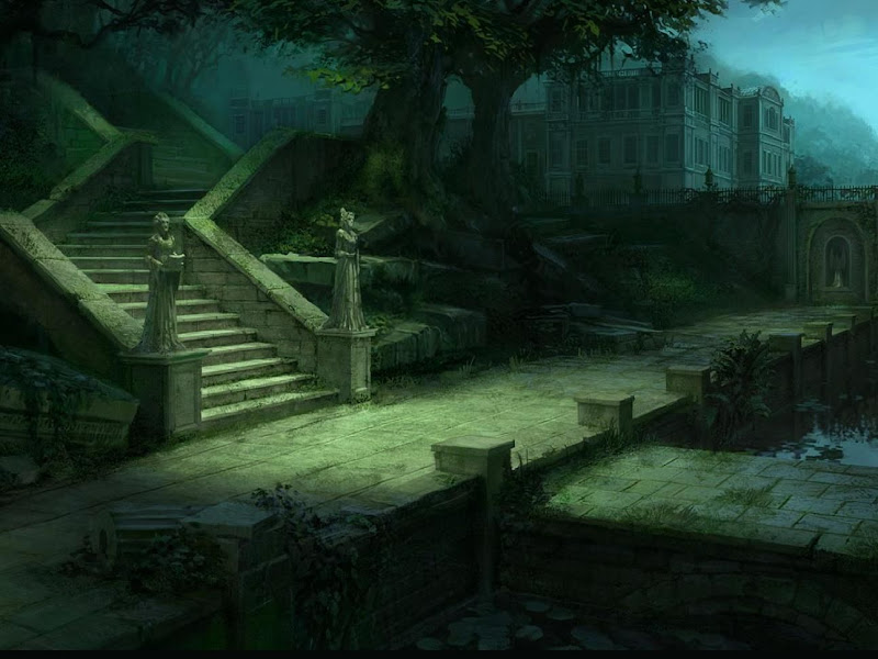 Magick Landscape Of Fantasy 2, Magical Landscapes 4