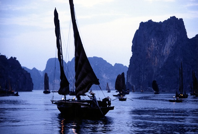 Ha Long Bay in Indochine (1992)
