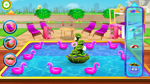Summer Girl - Crazy Pool Party  screenshots 2