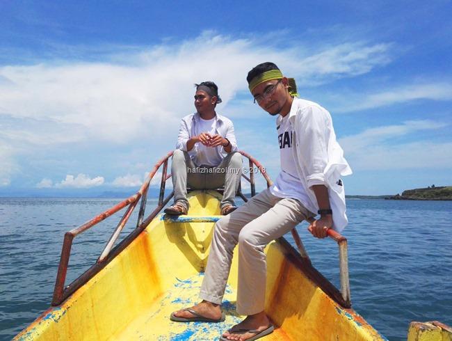 Percutian ke Lombok
