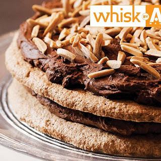 Chocolate Almond Dacquoise Recipe