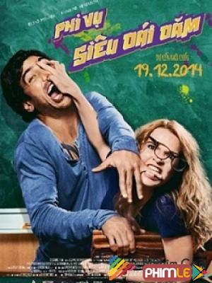Phim Phi Vụ Siêu Oái Oăm - Suck Me Shakespeer (2014)
