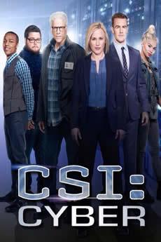 Baixar Série CSI: Cyber 2ª Temporada Torrent Dublado Grátis