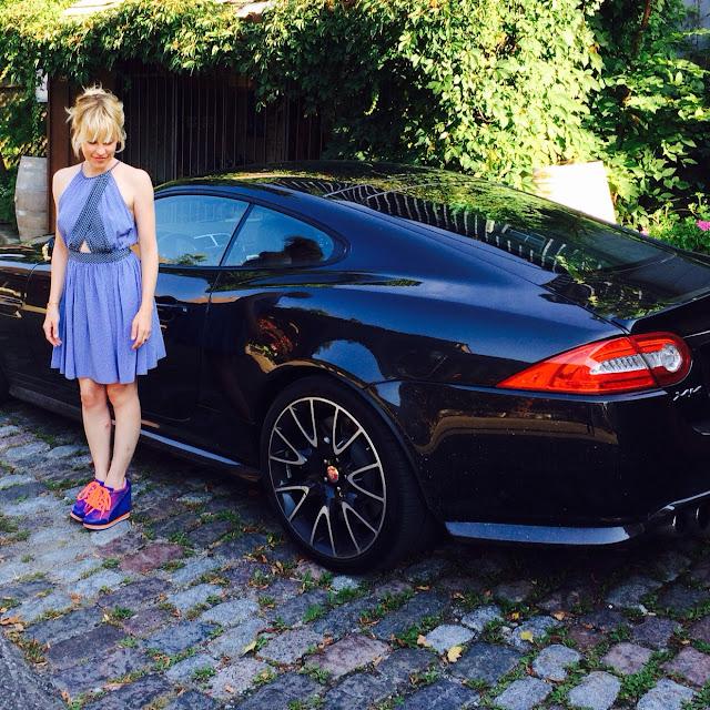 Jaguar The Car Version Of Old Money