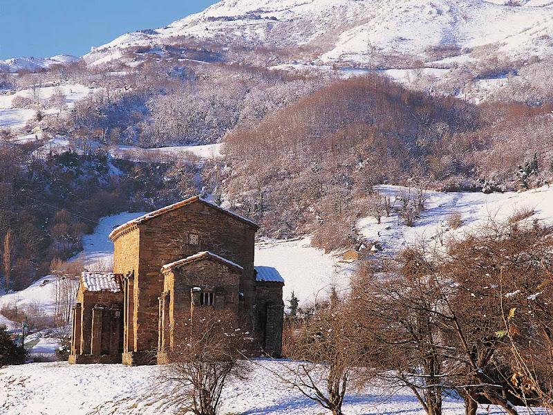 Santa Cristina nevado
