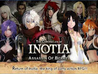 Inotia 4 v1.2.5 Apk Mod Terbaru (Unlimited Money)
