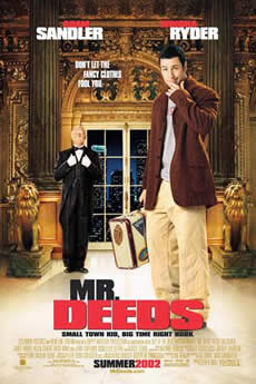 Capa A Herança de Mr. Deeds Torrent