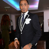 WWW.ENTSIMAGES.COM -    MC Harvey   at         Nightrider 2015 - VIP launch party at Grange St Paul's Hotel, London November 4th 2014Charity bike ride launches its 2015 challenge. Main event takes place in June 2015                                               Photo Mobis Photos/OIC 0203 174 1069
