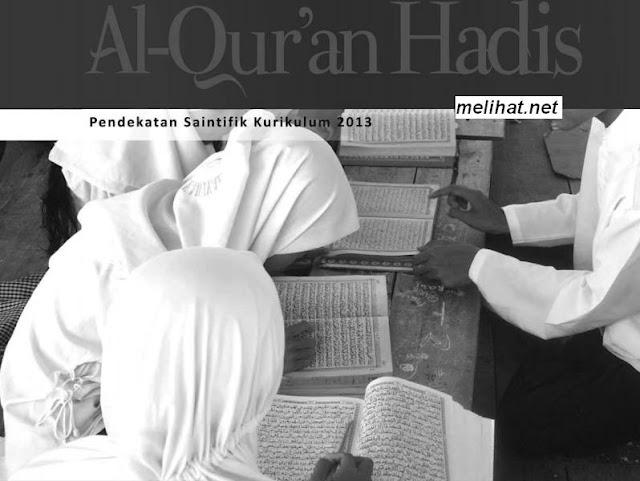 RPP Quran Hadis MA Kurikulum 2013 Kelas X-10 Terbaru