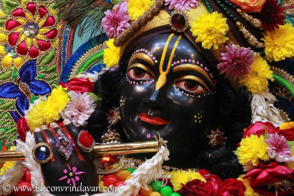 ISKCON Vrindavan Sringar Deity Darshan 18 Dec 2015 (19)