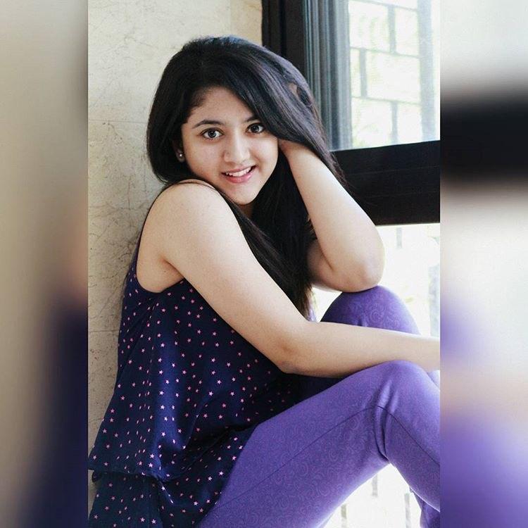 Actress Shriya Sharma Personal Photos