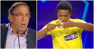 O Concorrente Do Got Talent Portugal Que Deixou Moura Dos Santos De Boca Aberta!!
