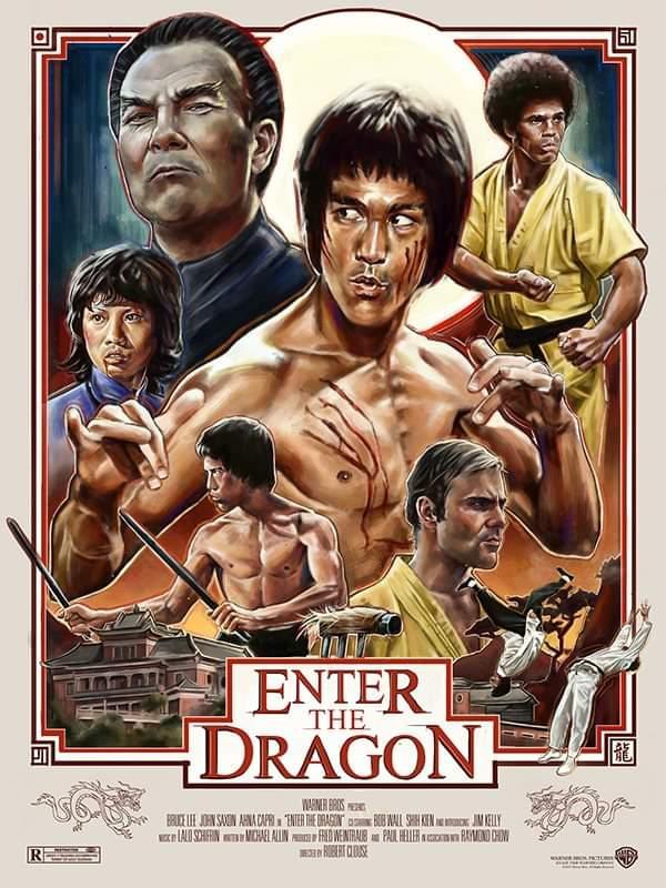 Enter The Dragon (1973) Bangla Subtitle