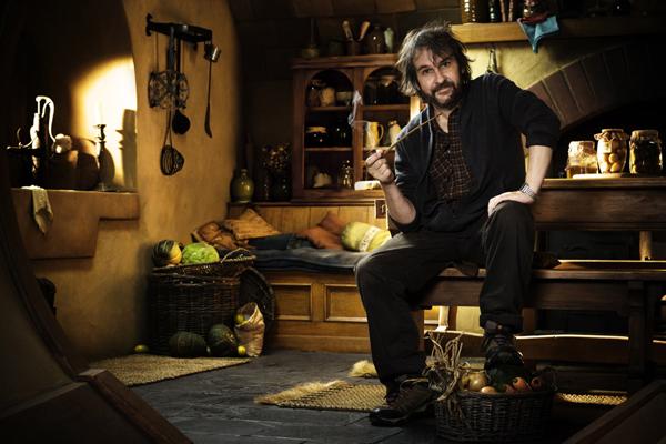 Peter Jackson comienza el rodaje de El Hobbit