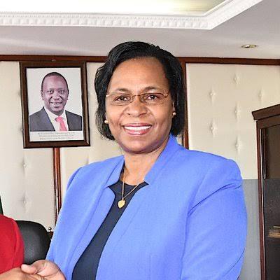 Margaret Kobia family and photos