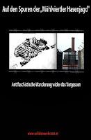 DVD-Hülle: »Auf den Spuren der ›Mühlvierteler Hasenjagd‹«.