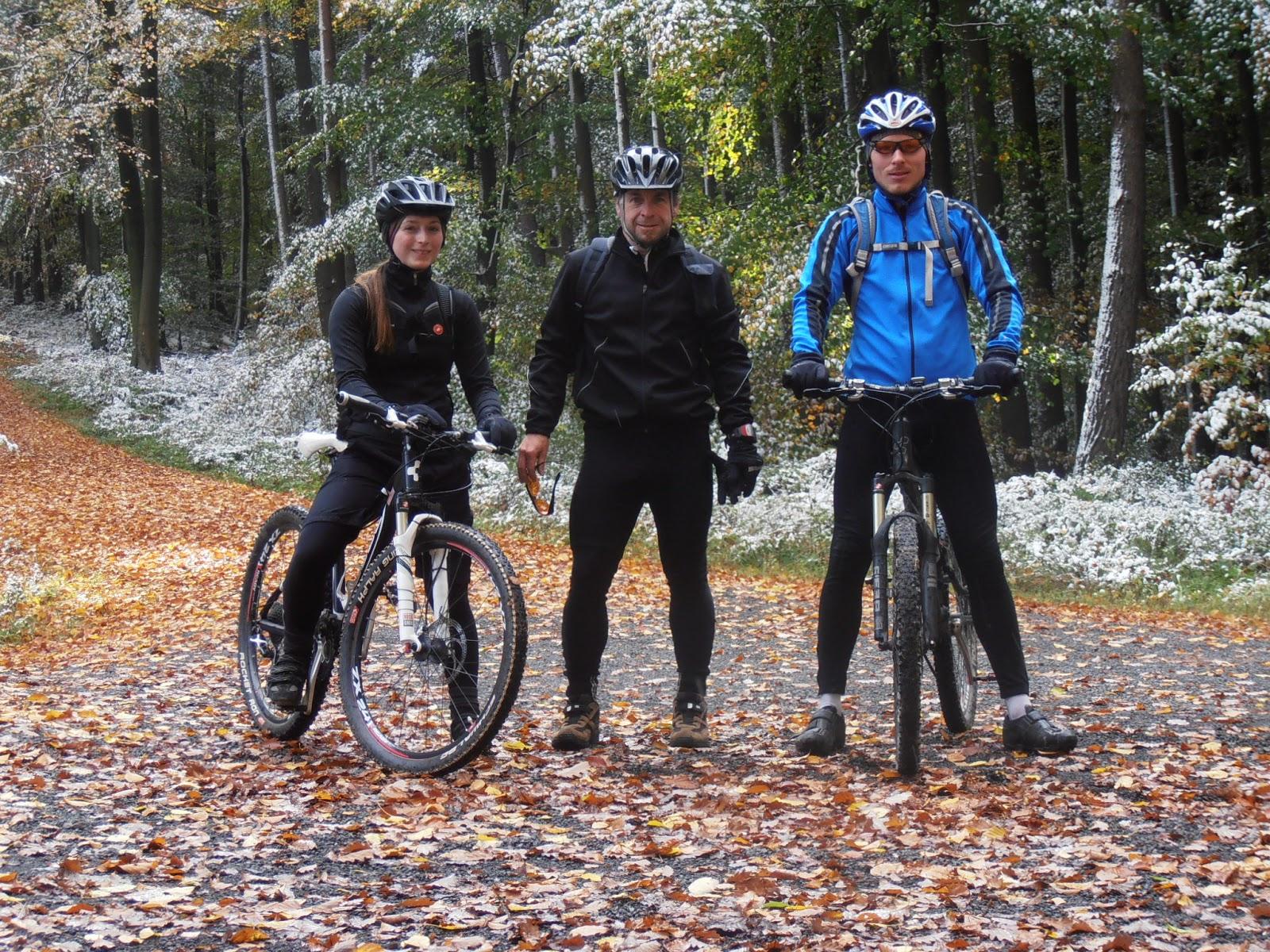 Spessart-Biker Tour am 28.10.2012