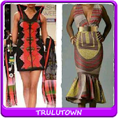 Trendy African Dress Design