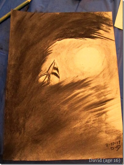 creating a masterpiece charcoal 4