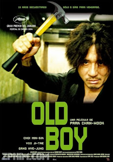 Báo Thù - Oldboy (2003) Poster