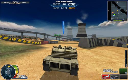 Tank Ranger quay trở lại với tên mới Xạ Kích 4