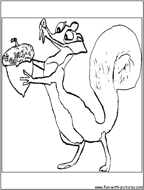 Iceage Coloring Pages  Free Printable Colouring Pages For Kids To Print  And Color In