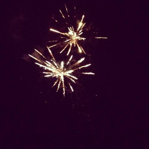 fireworks new england