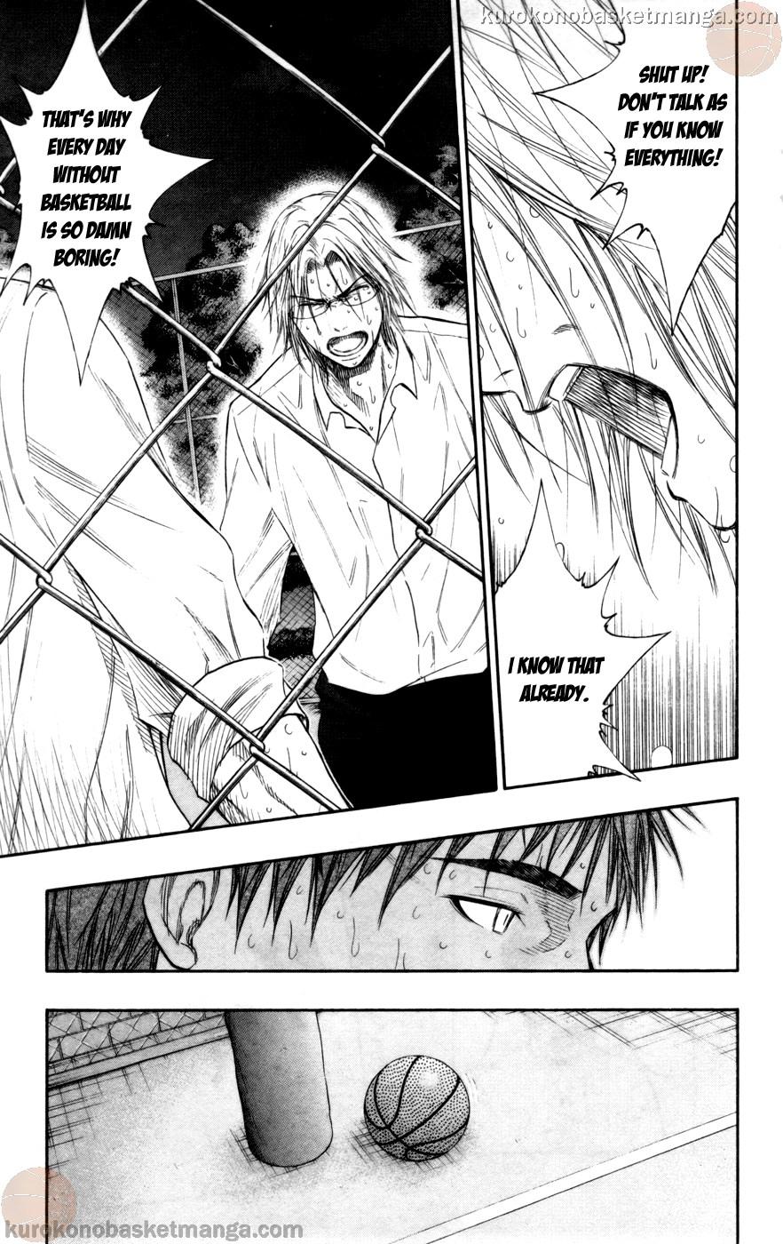 Kuroko no Basket Manga Chapter 96 - Image 19