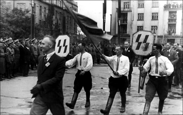 Ucrânia - Segunda Guerra Mundial
