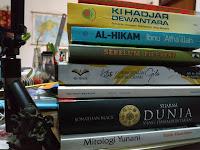 Membeli Buku Beda Dengan Membaca Buku