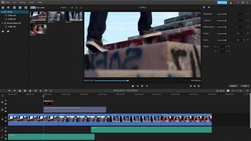 افضل 6برامج مونتاج للفيديو بدون علامة مائية للكمبيوتر مجانا 2022, الملك التقني