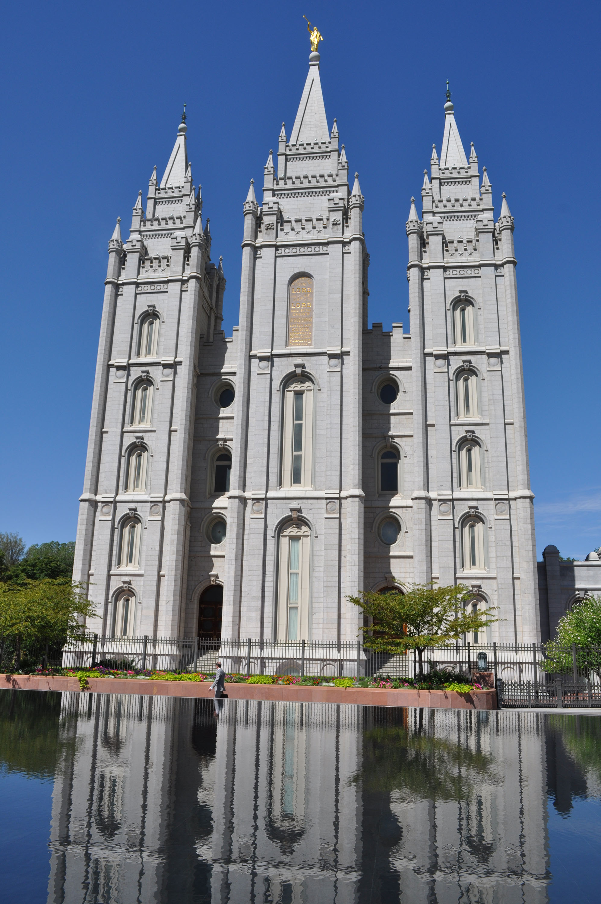 Salt lake city temple utah architecture revived for Architecture firms salt lake city