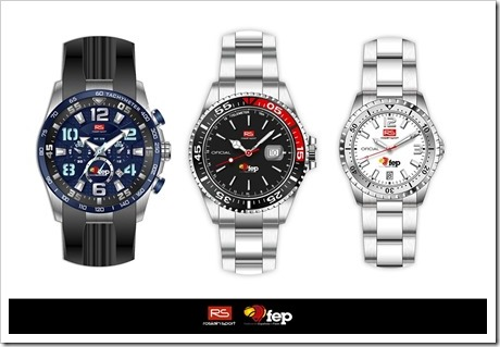 Ya está aquí el Reloj Oficial de la Federación Española de Pádel (FEP) gracias a RS Roslain Sport.