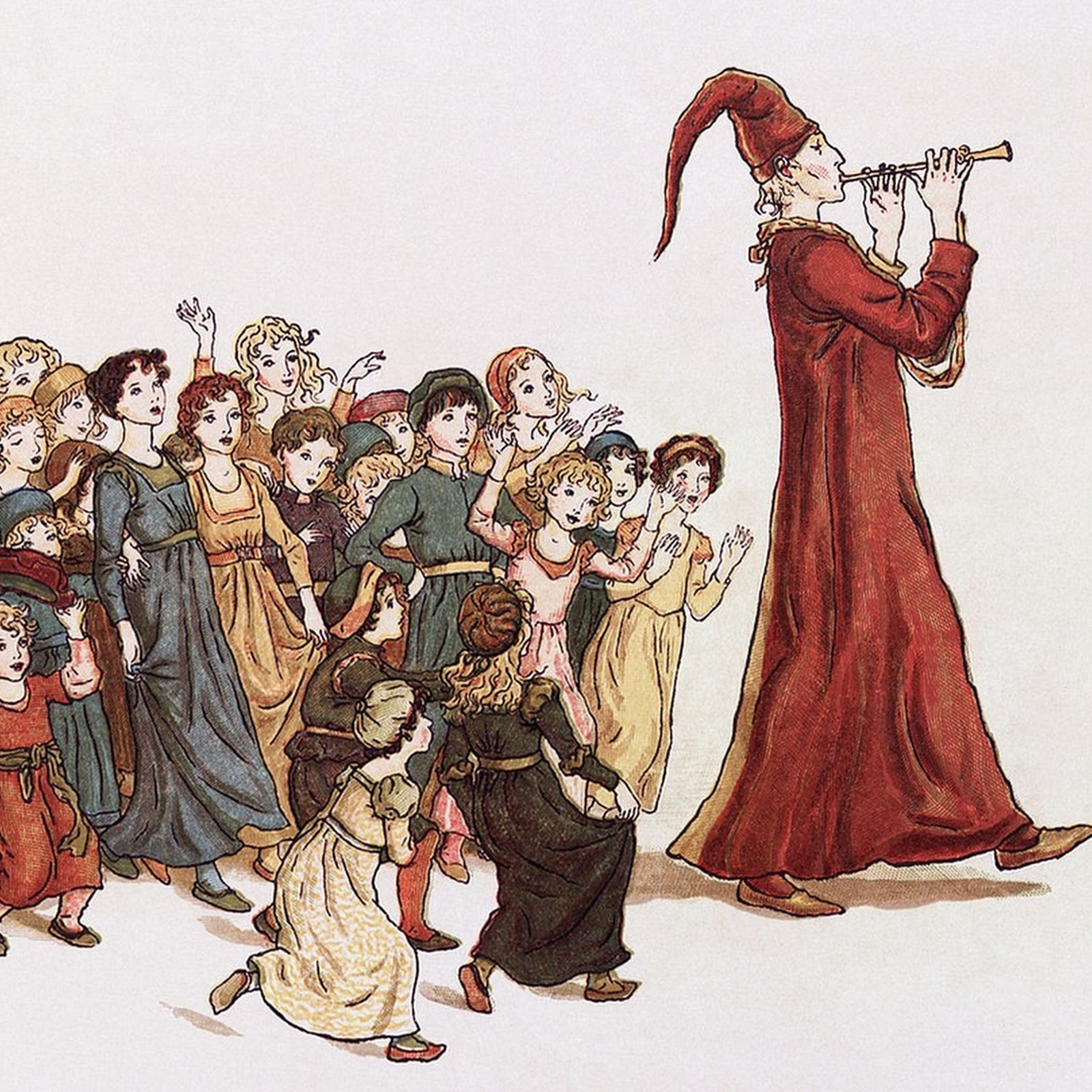 The True Story Behind 'The Pied Piper of Hamelin'