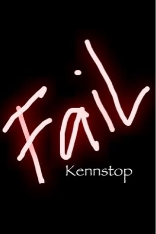 Artwork of Kennstop for Failure
