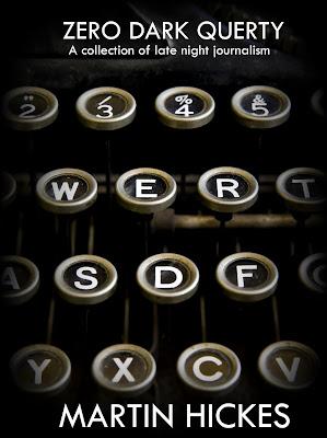 Old Typewriter with German keyboard